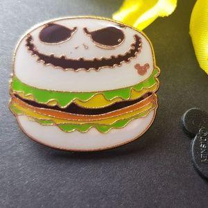 4/$25 Disney Hidden Mickey Jack Macaroon Pin